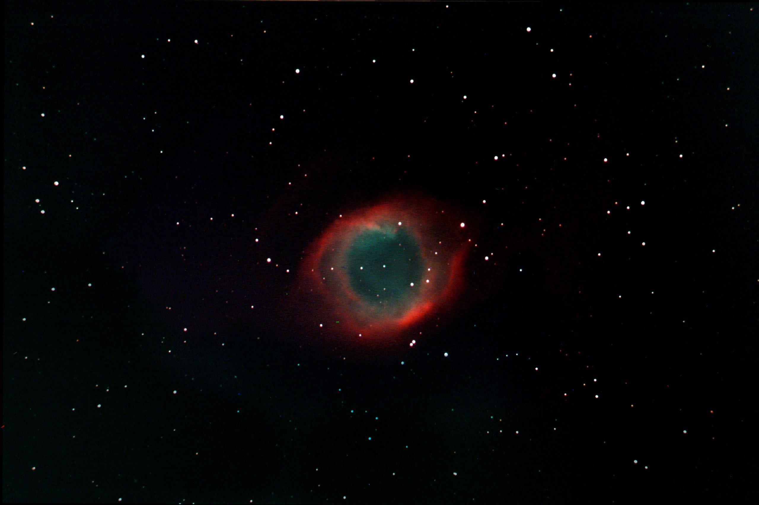 Helix Nebula by Massimo Dionisi